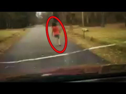 13 Scariest Things Caught on Dashcam en streaming