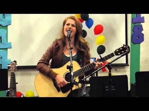 Harbour Pointe Middle School Talent Show 2014