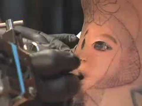 Tinta urban tattoo stories and the crew at Unlimited Tattoo create art,