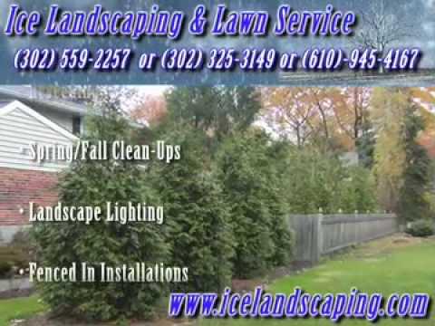Ice Landscaping & Lawn Service, New Castle, DE