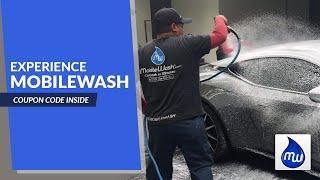 MobileWash - Nearest Car Wash