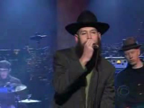 Matisyahu - King Without a Crown (Live In TV Letterman)