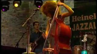 Esperanza Spalding 39 I Know You Know Smile Like That 39 Live In San Sebastian July 23 2009