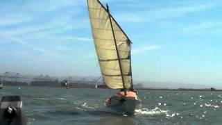 SCAMP #6 Sailing San Francisco Bay