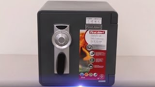 First Alert 2092F UL Classified Combination Safe