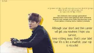Bangtan Boys - Cypher PT.2 : Triptych (Color Coded Lyrics:Hangul/ROM/English Lyrics)