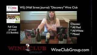 WSJ Wine Club Review (Wall Street Journal Wine Club) Review and Unboxing