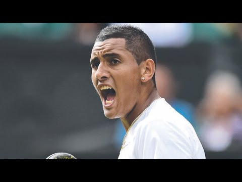 Nick Kyrgios - Rising Star
