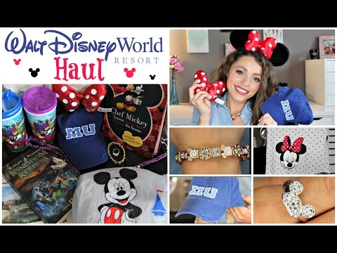Walt Disney World Haul | Clothes, Jewelry, & More!