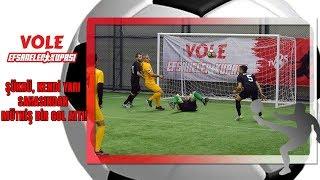 Vole Efsaneler Kupası | Şükrü, kendi yarı sahasından müthiş bir gol attı!