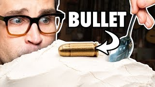 Playing Bullet Pudding (GAME)