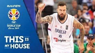 Top Plays: Miroslav Raduljica - Serbia | FIBA Basketball World Cup 2019 European Qualifiers
