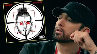 Eminem KILLSHOT MGK FULL DISS BREAKDOWN & EXPLANATION! Eminem FIRES BACK At MGK! [Eminem - KILLSHOT]