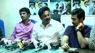Traffic - Chennaiyil Oru Naal Success Meet | Tamil movie | R. Sarathkumar, Prakash Raj, Cheran, Prasanna