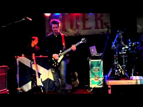 XSM ex Simple Minds - Life in a day - Rider's Cafe, Lübeck - 11.02.2012