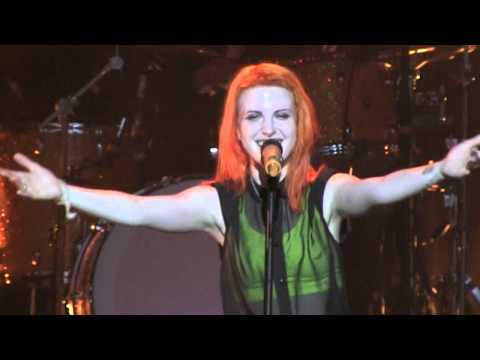 Paramore In Pomona- monster With part Ii Outro (720p Hd) Live On August 14, 2012 video