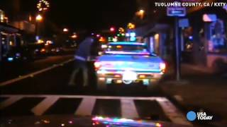 Dashcam video shows deadly shoot out with police