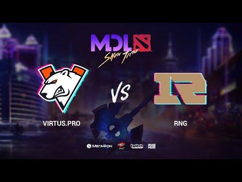 Virtus.pro vs RNG, MDL Macau 2019, bo1, [Lex & 4ce]