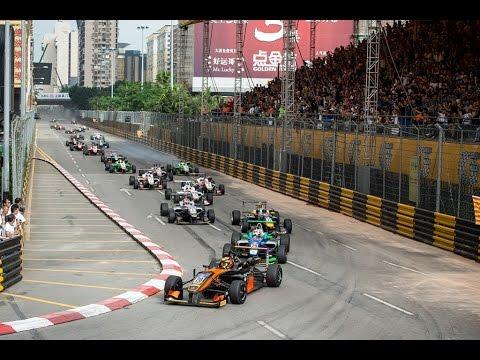 Macau Grand Prix channel