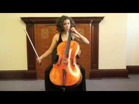 Solo cello  A Thousand Years  Canon in D