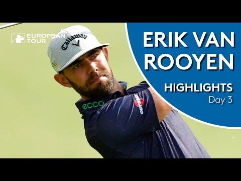 Erik van Rooyen Highlights | Round 3 | Scandinavian Invitation
