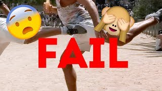 BACKSTAGE DANCE AROUND THE WORLD || Tutti i Nostri FAIL (Parte 1)