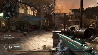 Ps4 share Test cod4 remastered