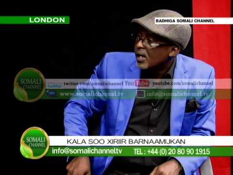 BANDHIGA SOMALI CHANNEL Cabdi Good 11 10 2014