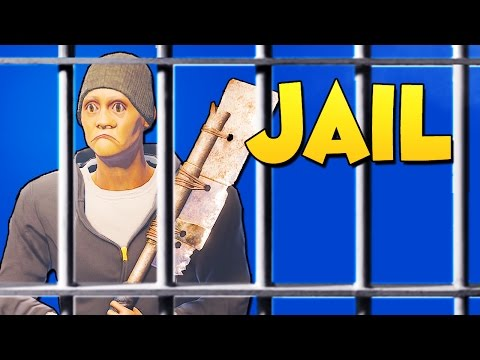JAILED - Rust Funny Moments (Stuck in the Stone Age #4)