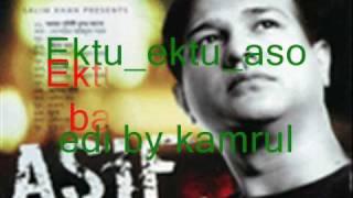bangla song by asif Ektu_ektu_aso