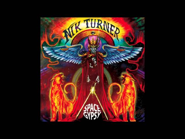 Nik Turner - The Visitor (Space Gypsy)