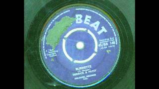 theo beckford & yvonne - burnette (bluebeat 148  1963 )