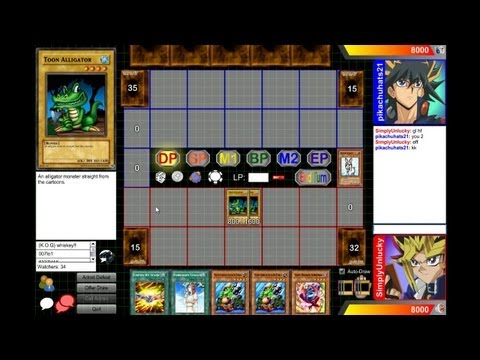 Dueling Simply Live: Toons can OTK?... (Toon deck vs Spellbook Prophecy) Yugioh!!!