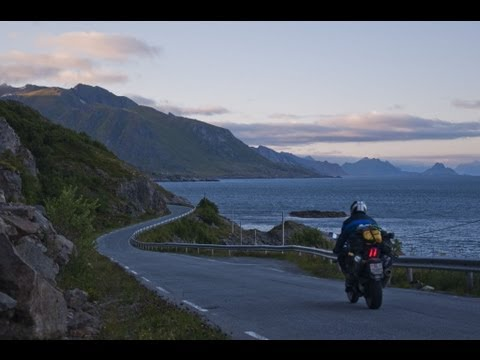 Murmansk-Nordkapp - 10'000km on a Suzuki SV650S
