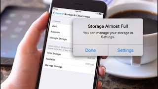How To Clear Data And  Cache Files In Your Iphone, Ipad And Increase Memory Space and Ram Easily