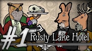 Rusty Lake Hotel #1 - Mr. Owl, Animal Slayer