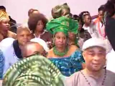 HON. DADDY RAY WEDDING RECEPTION   PART 1