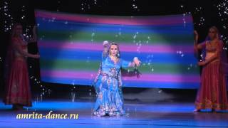 Dilruba | Taj Mahal: An Eternal Love Story | Amrita dance group. Ансамбль Амрита (Москва)