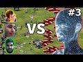 TheViper, DauT & TaToH vs 5 Barbarian AI | #3