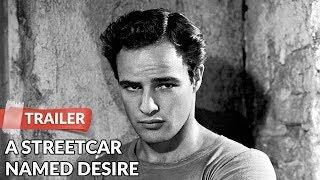 A Streetcar Named Desire 1951 Trailer | Marlon Brando