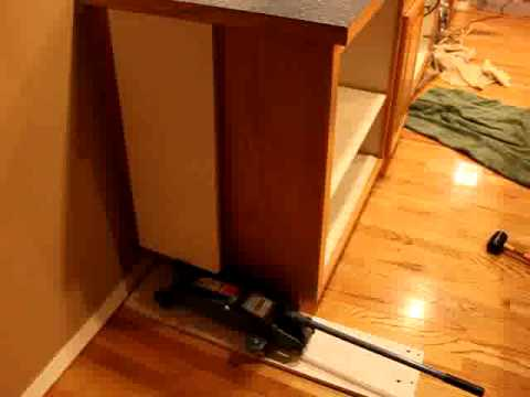 How to remove a kitchen countertop youtube