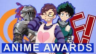 Crunchyroll...FAKKU Anime Awards 2018