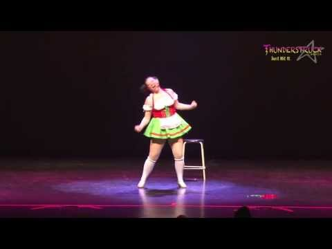 Thunder Bay Dance Competition - When You Got It, Flaunt It