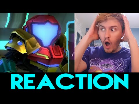 REACTION - Metroid Prime: Federation Force Launch Trailer