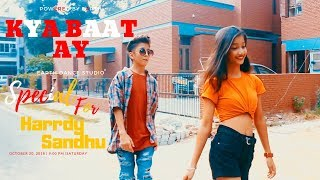 Kya Baat Ay - Harrdy Sandhu |  Choreography By Rahul Aryan | Dance Short Film | Earth