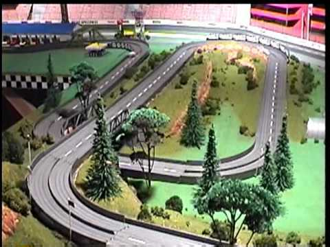 Cars  Electric Race Track