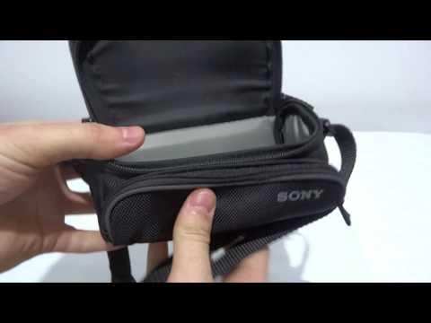 Geantă Sony LCS-U5 pentru transport camera video compactă (blogoteca.eu)