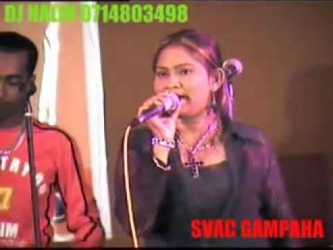 Sinhala Live Musical Show - Sanidapa -polgahawela - Part 5 video