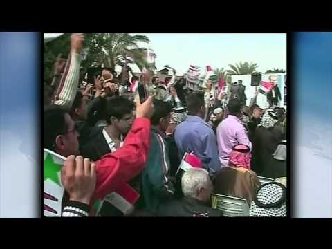 Iraqis Strike Deal on New Government Coalition