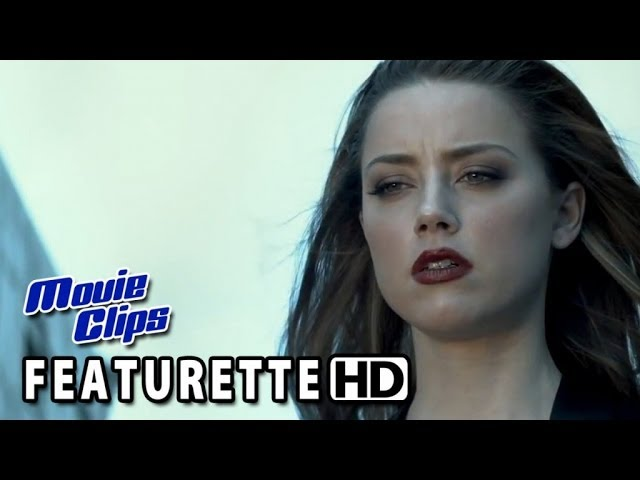 3 Days To Kill Featurette - Character Files (2014) HD